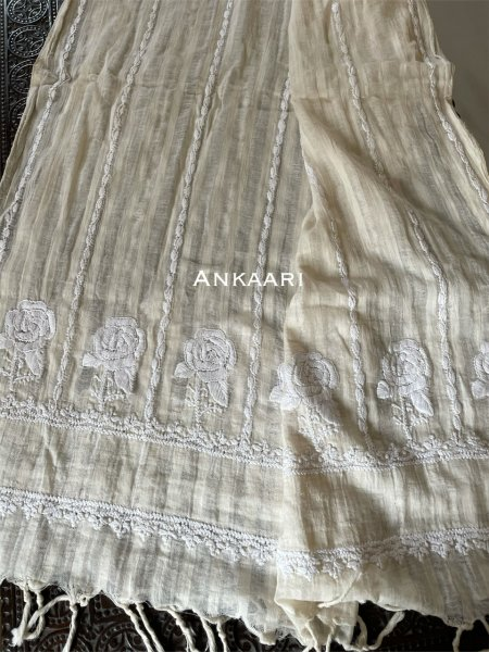 Pure mangalgiri cotton Dupatta